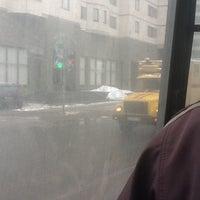 Photo taken at Трамвай №48 by Кирилл on 2/7/2013