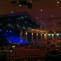 Photo taken at Kiva Auditorium by Erik E. on 11/15/2012