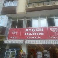 10/28/2012 tarihinde Harun G.ziyaretçi tarafından Ayşen Hanım Cafe'de çekilen fotoğraf