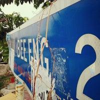 Photo taken at Jalan Bee Eng 2 by Sean Lim 小. on 7/26/2015