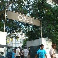 Photo taken at ODEL by Pamodh D. on 12/20/2012