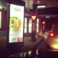 Photo taken at McDonald's by Ксения К. on 3/16/2013