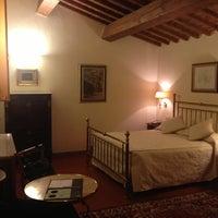 Photo taken at Villa Olmi Firenze by Michele N. on 11/28/2012