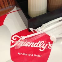 Photo taken at Friendly's by Berna I. on 1/5/2013
