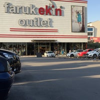 Photo taken at faruk ekin outlet by Barış ü. on 7/3/2017