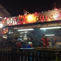 Photo taken at Willy Satay by MardinaMN on 10/16/2013