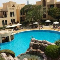 Photo taken at Novotel (Al Dana Resort) by A.S.A on 8/11/2013