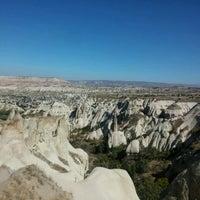 9/30/2016 tarihinde Muhammed S.ziyaretçi tarafından Kapadokya Panorama Teras Kafe'de çekilen fotoğraf