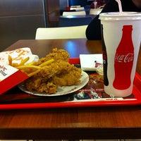 Photo taken at KFC by Petru C. on 3/5/2013