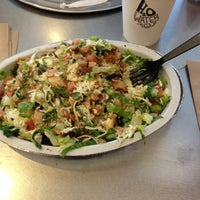 Photo taken at Chipotle Mexican Grill by Mayra G. on 3/11/2013