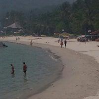 Photo taken at Bubu Long Beach Resort by Amboy A. on 6/24/2013