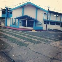 Photo taken at Iglesia; San Juan de los lagos by Fadua A. on 5/14/2014