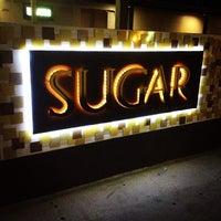 Photo taken at Sugar Ultra Lounge by Edgar Z. on 3/7/2014