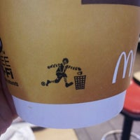 Photo taken at McDonald's by Rebecca C. on 10/21/2012