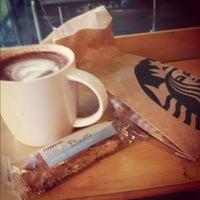 Photo taken at Starbucks by Dina on 10/7/2012