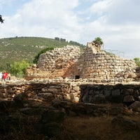 Photo taken at Nuraghe Palmavera by Maurizio P. on 7/29/2013