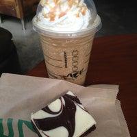 Photo taken at Starbucks by Arielle G. on 4/19/2013