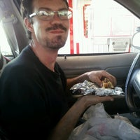 Photo taken at Pete's Drive In by Jamie H. on 3/27/2014