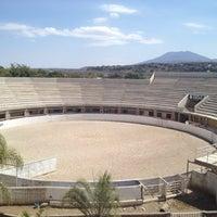 """9/21/2012にPanchito P.がLienzo Charro """"El Gran Azteca""""で撮った写真"""