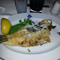 2/23/2013 tarihinde Timur G.ziyaretçi tarafından Angel Blue Balık Restaurant'de çekilen fotoğraf