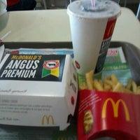 Photo taken at McDonald's by Thalita S. on 6/11/2013