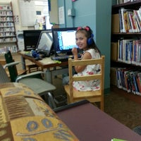 Photo taken at South Novato Library by Maria F. on 7/24/2014