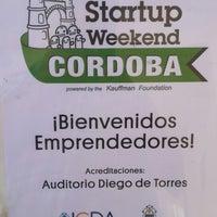 Photo prise au ICDA - Escuela de Negocios de la UCC par Carlos S. le11/22/2013