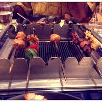 Photo taken at Barbeque Nation by Sonia S. on 9/22/2012