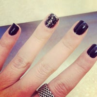 Photo taken at Karen's Nail by Morgan G. on 1/19/2013