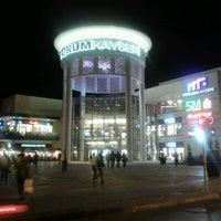 10/9/2012 tarihinde Deniz Yılmaz Y.ziyaretçi tarafından Forum Kayseri'de çekilen fotoğraf