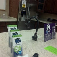 Photo taken at Lowe's Home Improvement by Stephanni P. on 9/26/2012