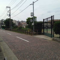Photo taken at 大津公園 by Adjani on 6/21/2014