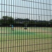 Photo taken at 大津公園 by Adjani on 8/11/2013