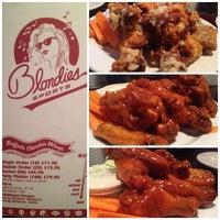 Photo taken at Blondies by Rev C. on 6/8/2013