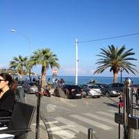 Photo taken at Cafe La Rotonda by Ksenia R. on 11/25/2012
