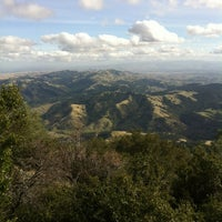 Photo taken at Mount Diablo State Park by Barbara H. on 11/18/2012