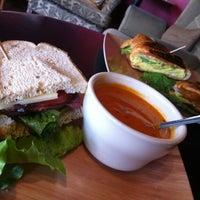 Photo taken at Portfolio Coffeehouse by Barbara H. on 12/3/2012