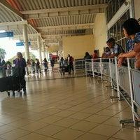 Photo taken at Cibao International Airport (STI) by Juan D. on 1/1/2013