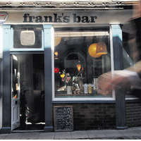 Photo taken at Frank's Bar by Frank's Bar on 9/24/2013