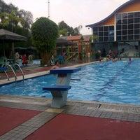Photo taken at Sagara swimming pool by ardi r. on 8/11/2013