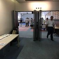 Photo taken at 京都市市民防災センター by Sawamura H. on 9/3/2017