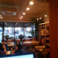 Photo taken at 카작 (카페 속 작은 가게) by Hwanbae K. on 10/1/2013