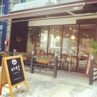 Photo taken at 카작 (카페 속 작은 가게) by Hwanbae K. on 9/28/2013