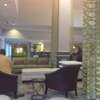 Photo taken at Hilton Garden Inn by Андрей М. on 10/19/2012