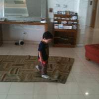 Photo taken at Holiday Inn Express Hotel & Suites by Silvia G. on 10/13/2012