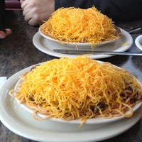 Photo taken at Skyline Chili by Marc S. on 3/1/2013