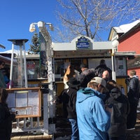 Photo taken at Crepes a la Cart by Brendan G. on 2/20/2017