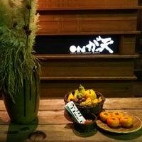 Photo taken at 心食道 がっ天 by Junichi W. on 10/28/2014