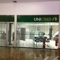 Photo taken at Unicred by Gustavo on 7/3/2013