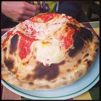 Снимок сделан в Pizzeria Al Vecio Stampo пользователем Alessandro S. 5/23/2013